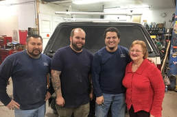 The Marblehead MA Auto Repair Shop Team